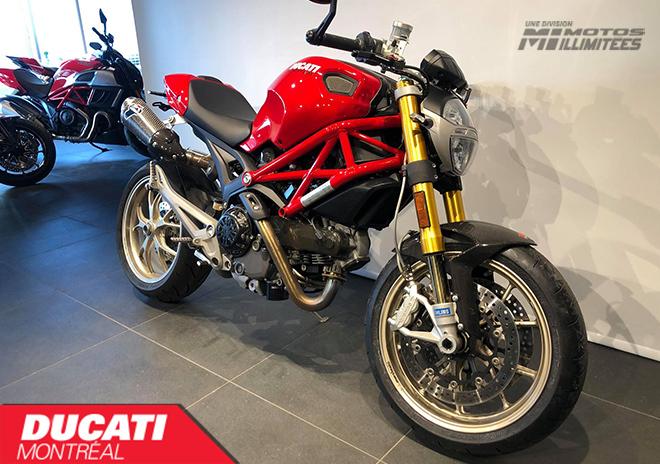 Ducati Monster 2009 - 1100 S