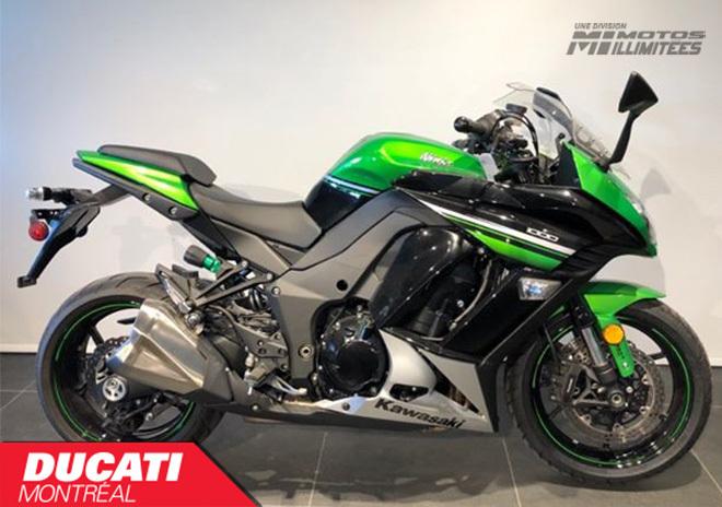 Kawasaki Ninja 1000 2016