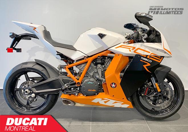 KTM RC8 2015