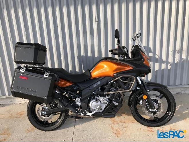 Suzuki DL 650 EXP V-STROM 2014