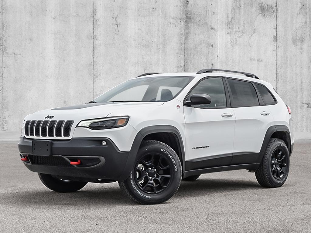Jeep Cherokee Trailhawk Elite 2021