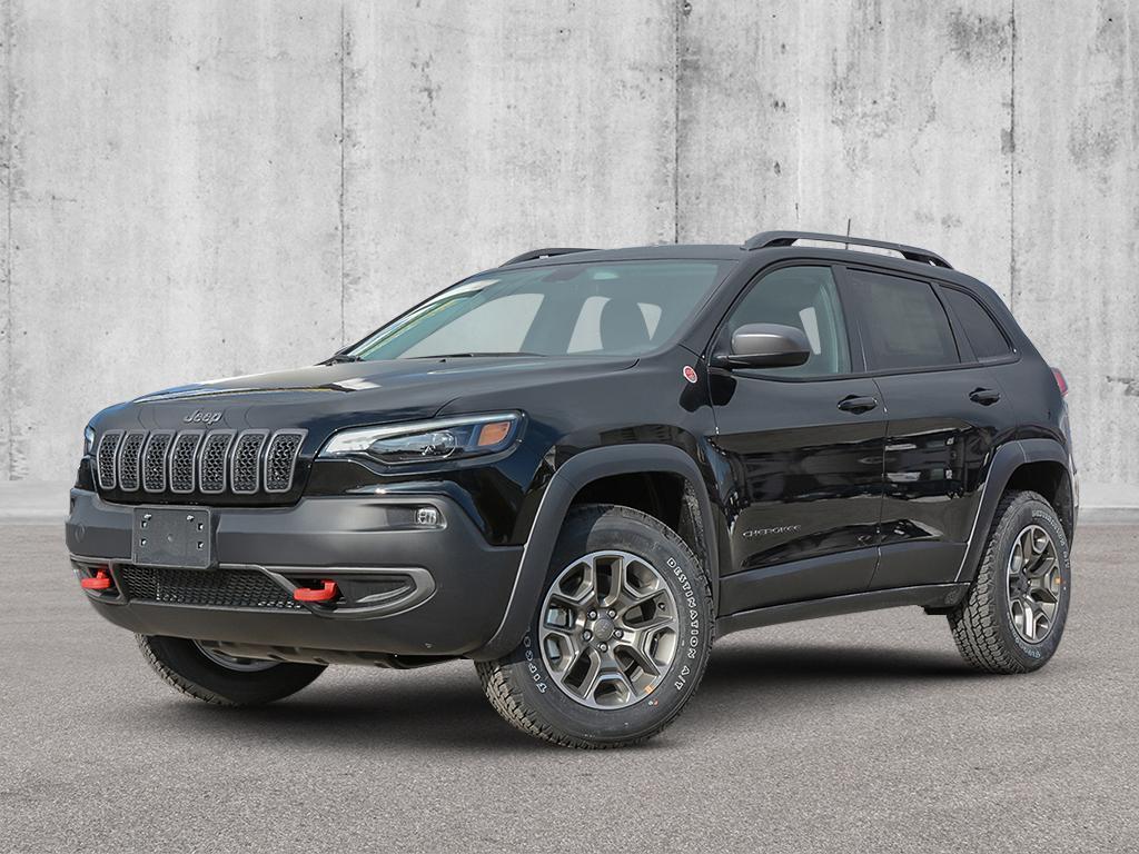 Jeep Cherokee Trailhawk 2021