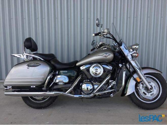 Kawasaki VN1500 NOMAD 2006