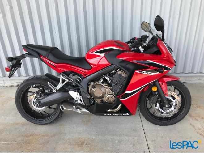 50949080 Honda CBR 650 2018