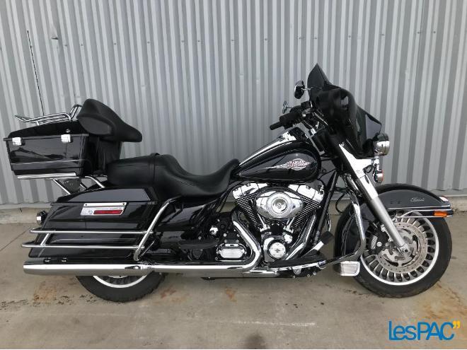 2012 Harley Davidson FLHTCU ELECTRA GLIDE ULTRA CLASSIC