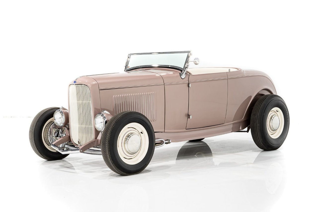 Ford Roadster Built By Barry Lobeck 1932