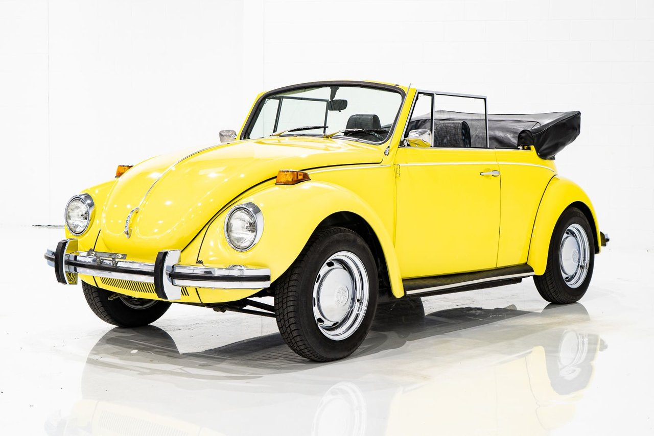 Volkswagen Beetle Convertible Iconic automobile Beautifully presented in original condition 1971