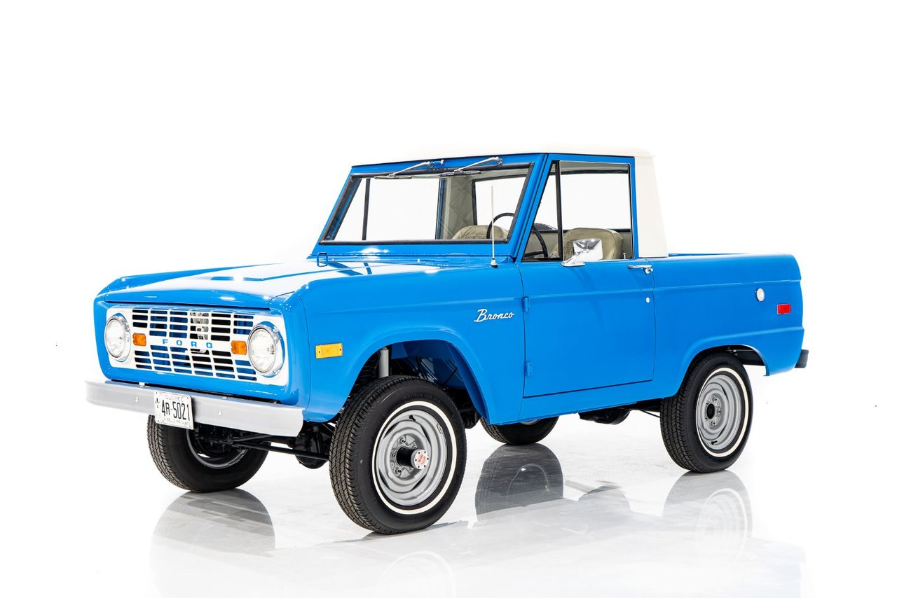 Ford Bronco  1969 #PC1540