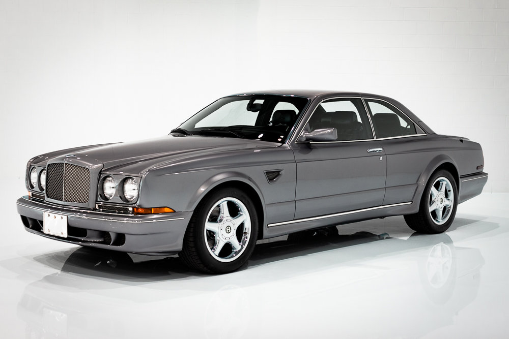 "2002 Bentley Continental R ""Wide Body"" Mulliner Edition 1 of 131"