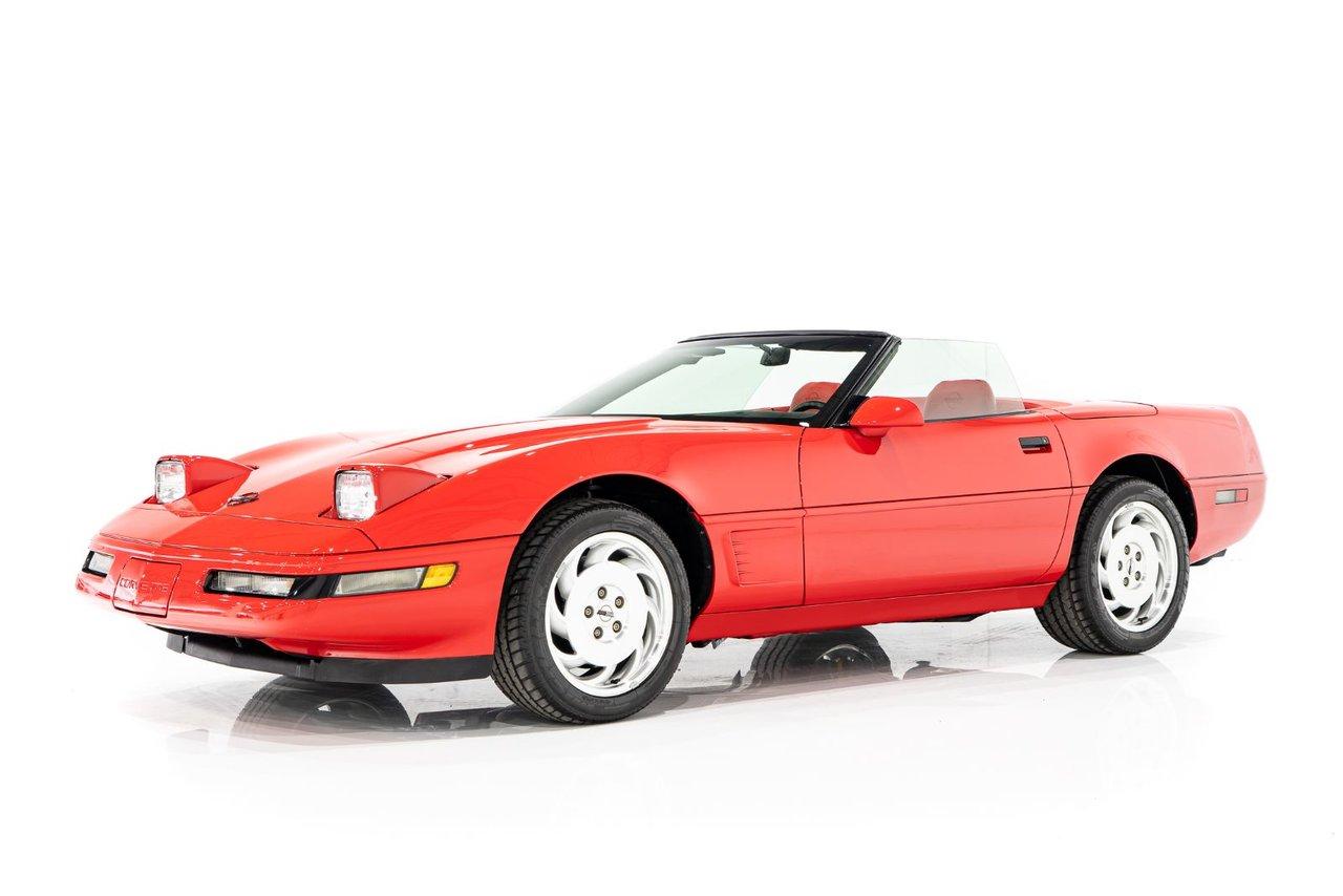 Chevrolet Corvette  1995 Coupé à vendre