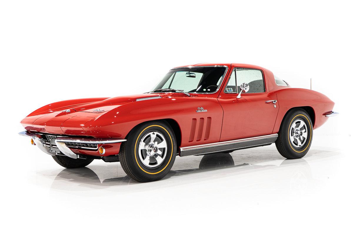 1966 Chevrolet Corvette  #CORV-PC1435