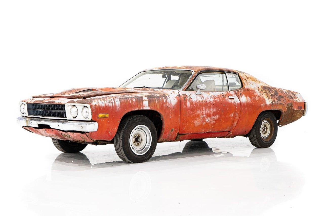 Plymouth Roadrunner  1974 #PRO-PC1501