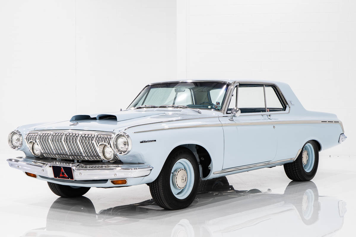 Dodge POLARA  1963 #MUSC-PC1013A