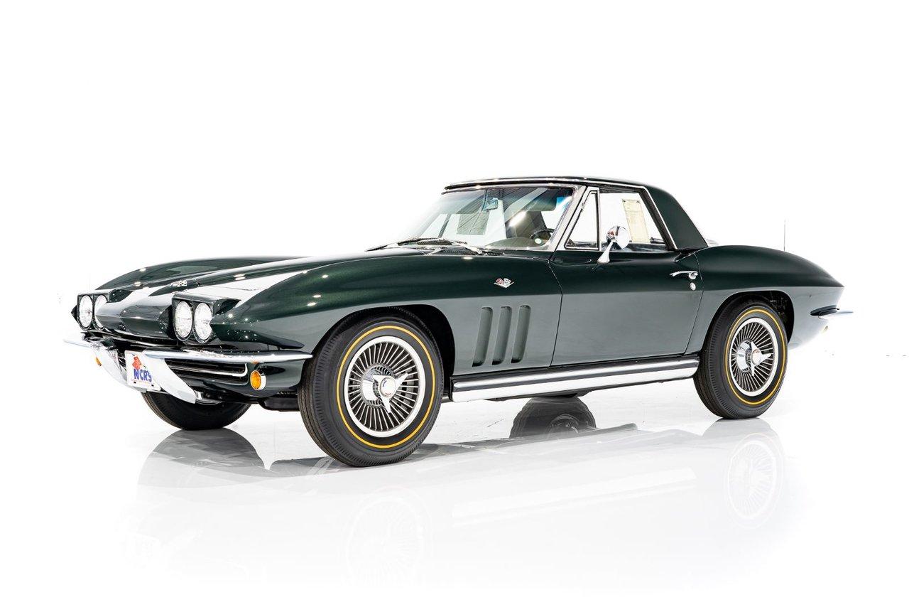 Chevrolet Corvette  1965 #COR-PC1484