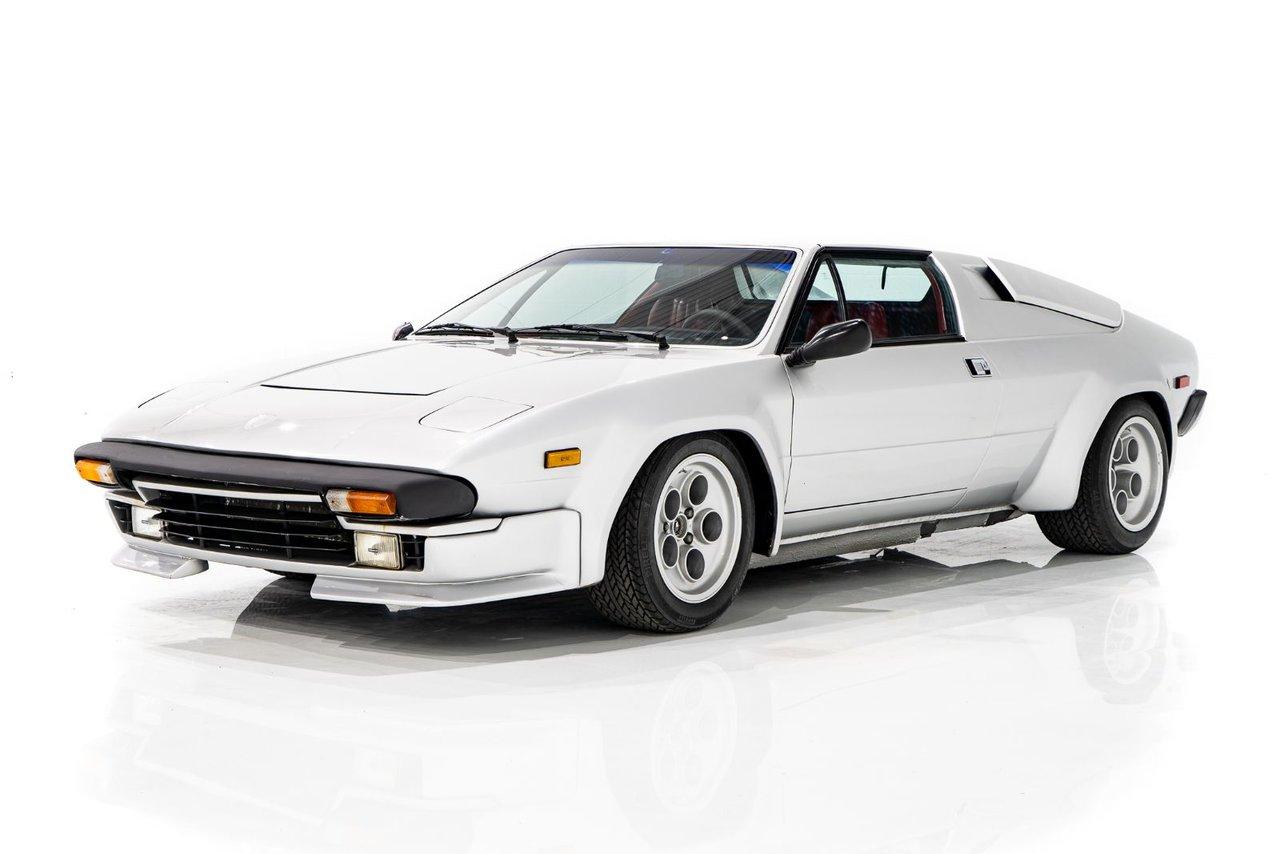 Lamborghini Jalpa  1987
