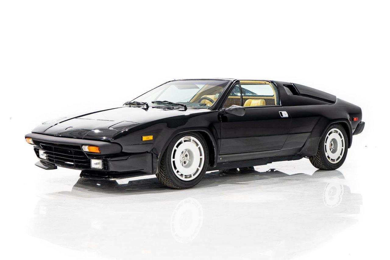 Lamborghini Jalpa  1985