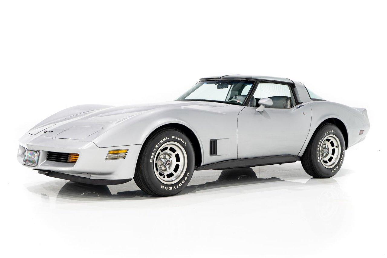 Chevrolet Corvette En état complètement original avec seulement 16 299 km (10 128 miles) 1981