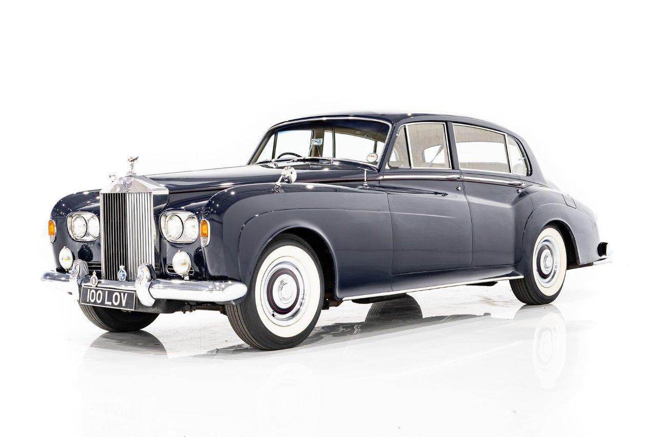 Rolls-Royce Silver Cloud 3 En attente - Empattement allongé RHD Diviseur d'usine dans son état d'origine non restorée 1963