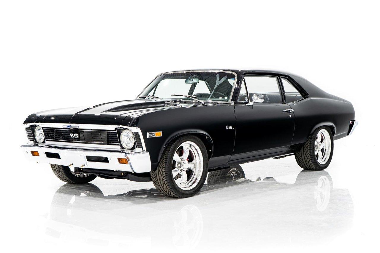 Chevrolet Nova Show Quality Frame-Off Restoration 1969
