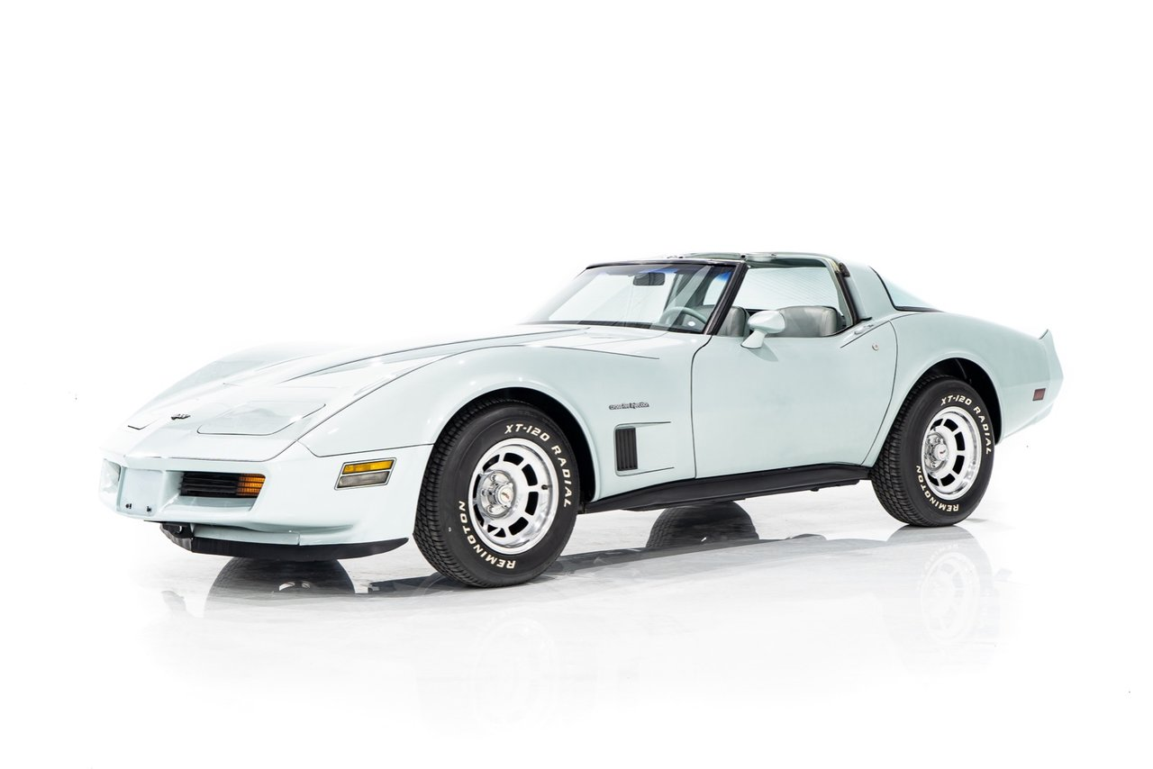 Chevrolet Corvette Crossfire-Injection 26,654mi 1982 #COR-P7987E