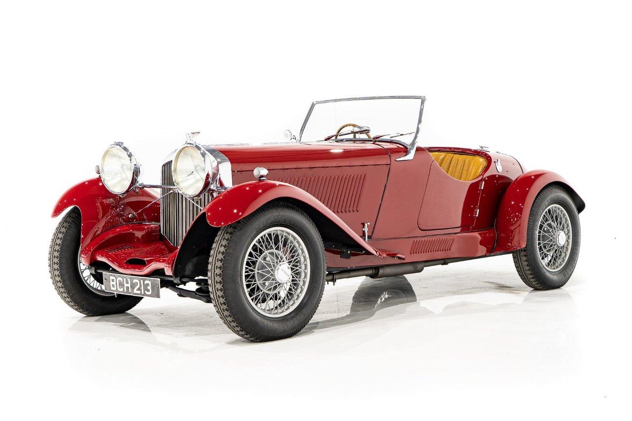 1949 Bentley BCH 213 Recreation