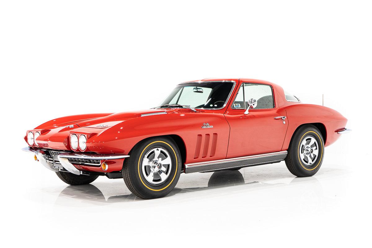 Chevrolet Corvette Matching #s L72 427/450HP IP Code Top Flight 1966
