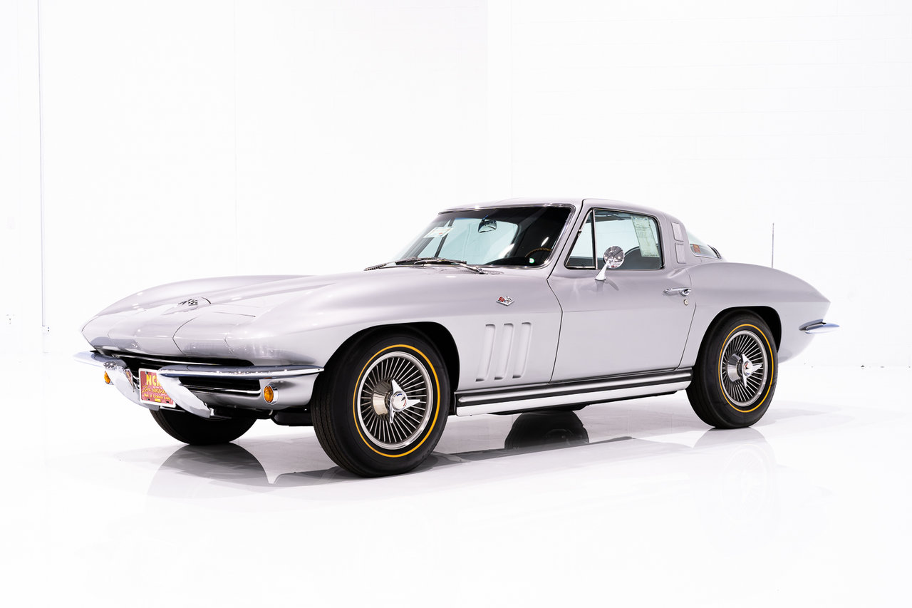 Chevrolet Corvette BLOOMINGTON GOLD 327/365HP L76 MATCHING NUMBERS - FACTORY 456 GEAR - Sale Pending 1965