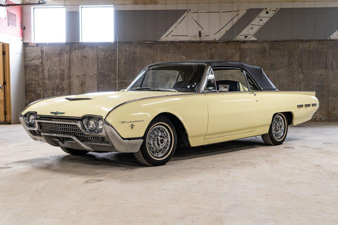 Ford Thunderbird Beautifully presented from older restoration 1962