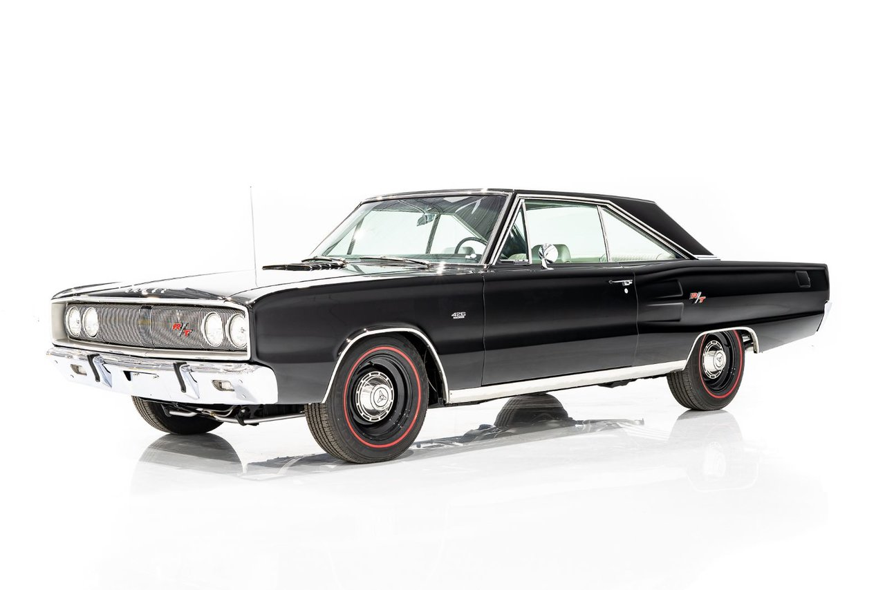 Dodge Hemi Coronet  1967 #MUSC-PC1168