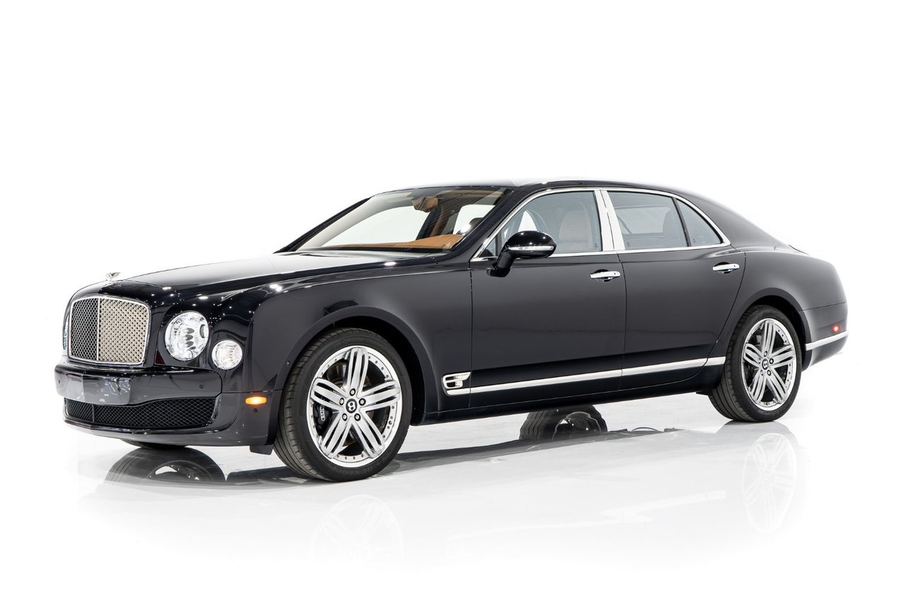 2013 Bentley Mulsanne Le Mans Edition - No. 4 of 48, Original MSRP of $375K USD, With Only 25,230 km (15,677mi) from New