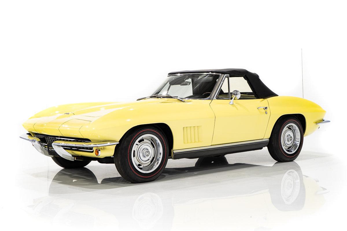 1967 Chevrolet Corvette  #CORV-P7739