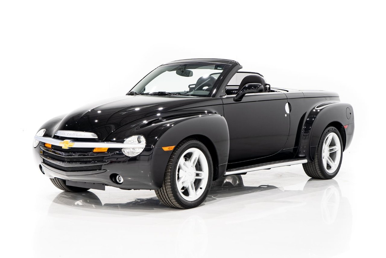 Chevrolet SSR  2003 #MOD-SSRNO1