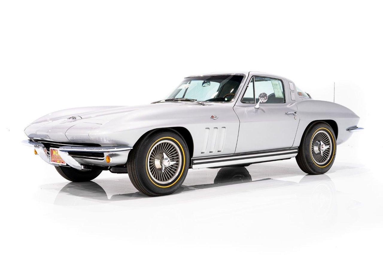 Chevrolet Corvette  1965 #COR- PC1486
