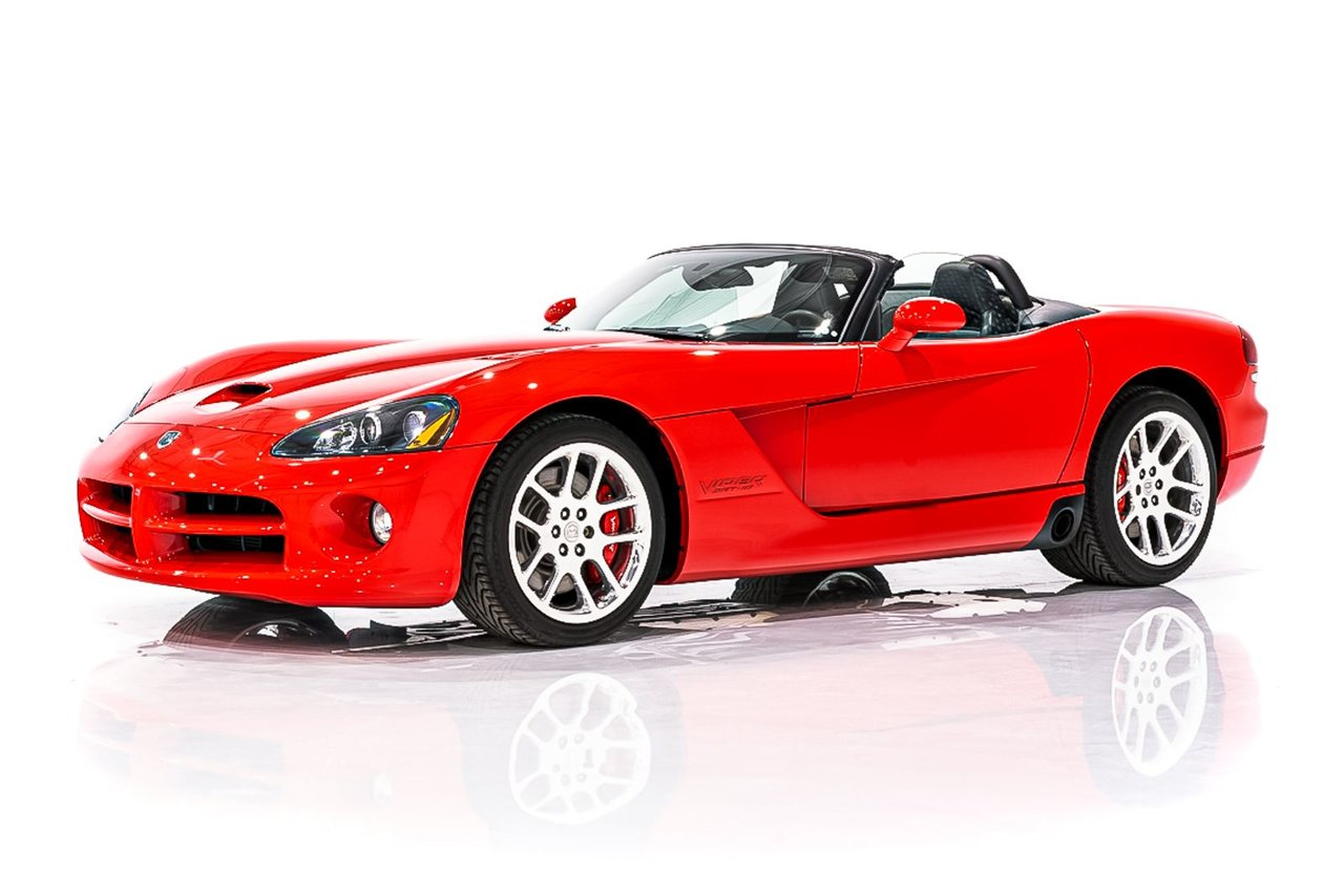 2005 Dodge Viper SRT-10 - Clean Title - With Only 11,851KM (7,407mi) From New