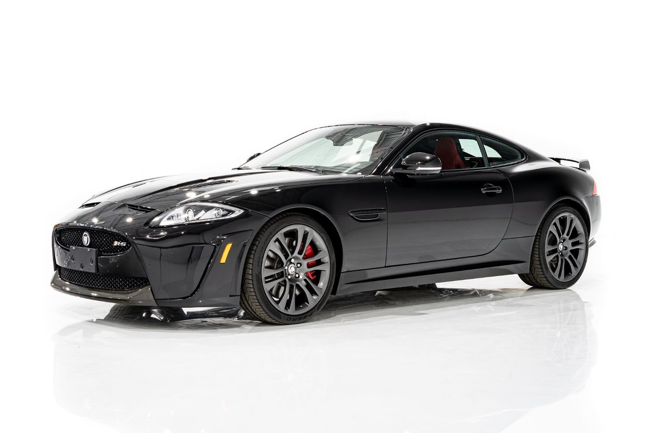 2014 Jaguar XK-RS DESIRABLE COLOUR COMBO WITH ONLY 22,647KM(14,072MILES)