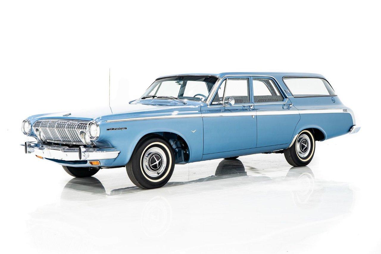 Dodge POLARA Restoré à une qualité de concours 1963