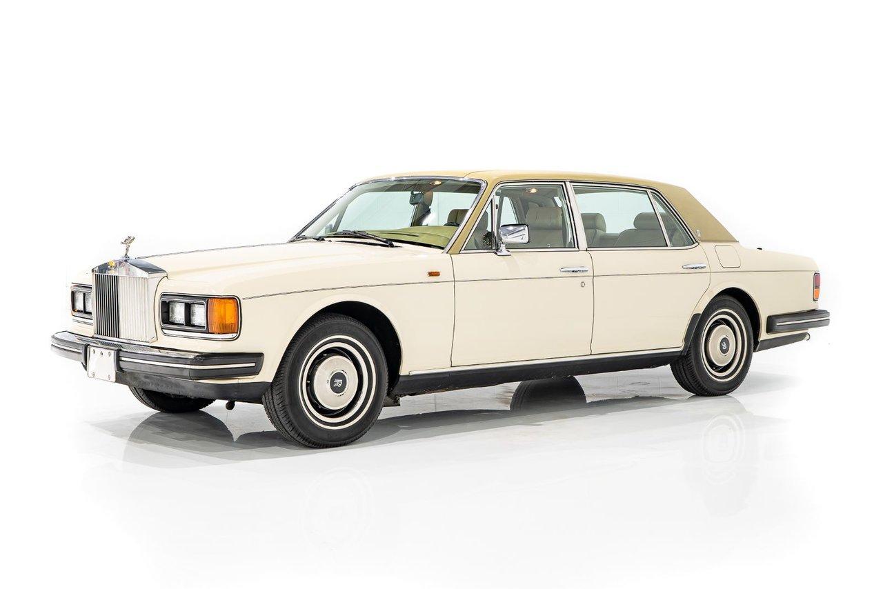 Rolls-Royce Silver Spur  1985 Berline à vendre