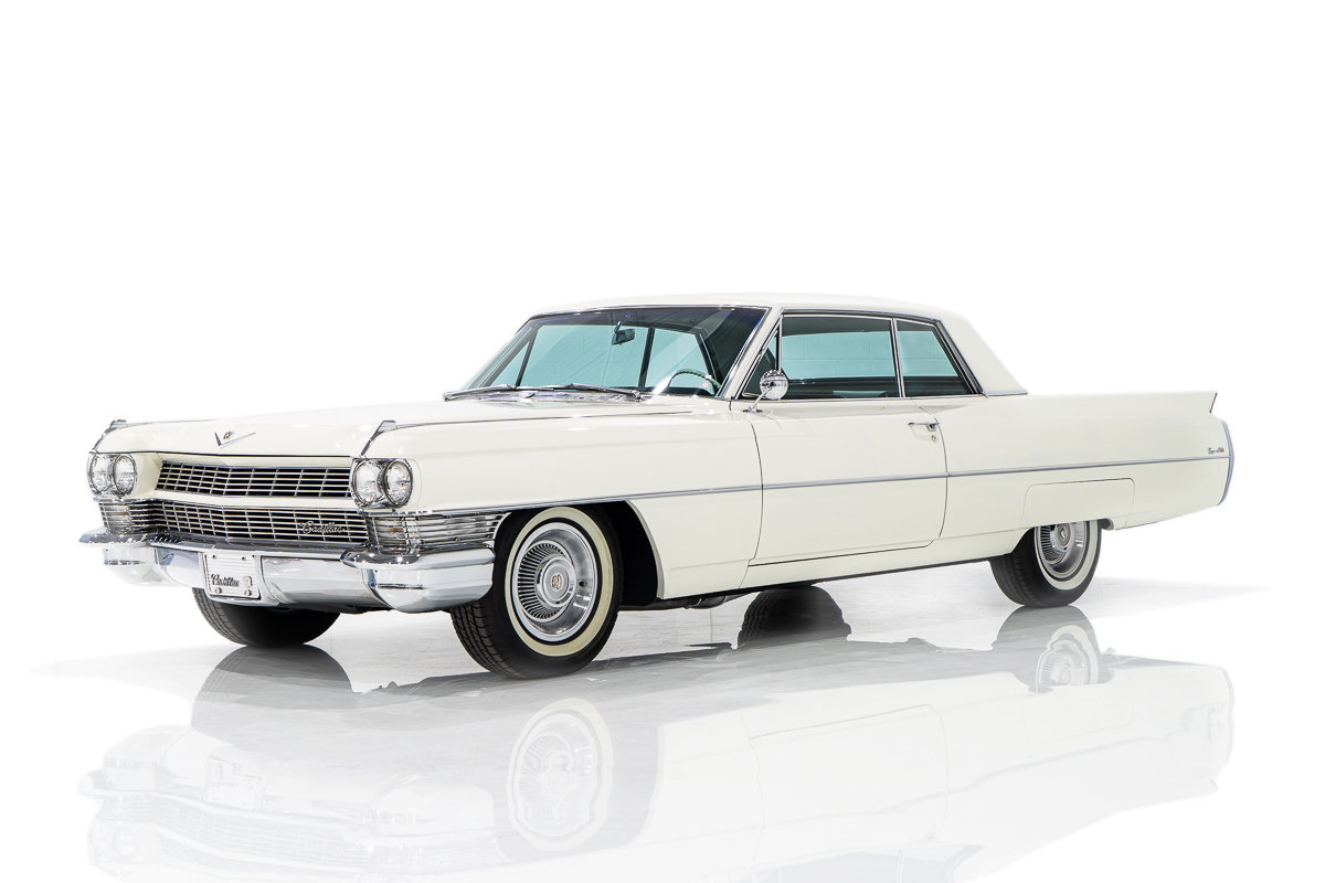 Cadillac DeVille 27,380 original Miles 1964 #PC1125