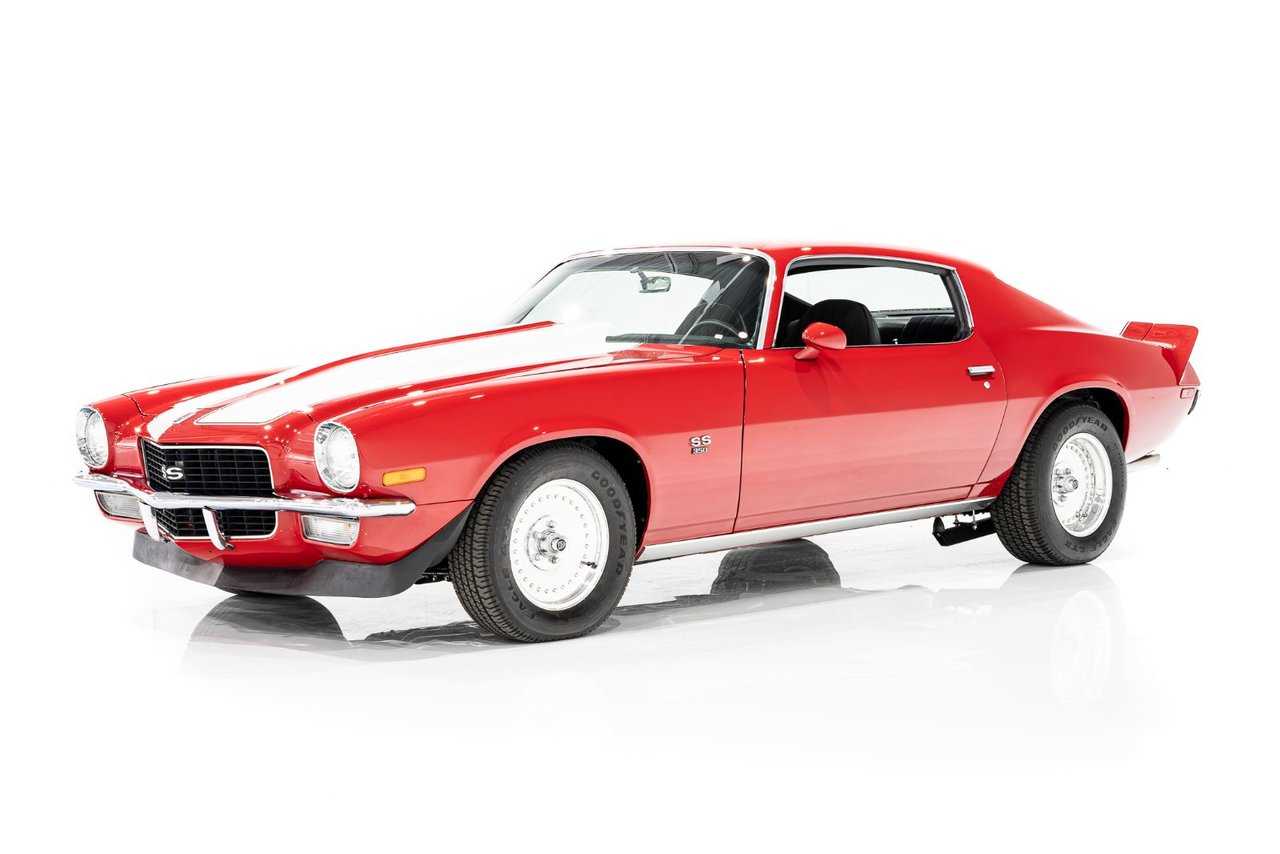 1971 Chevrolet Camaro  #MUSC-PC1370