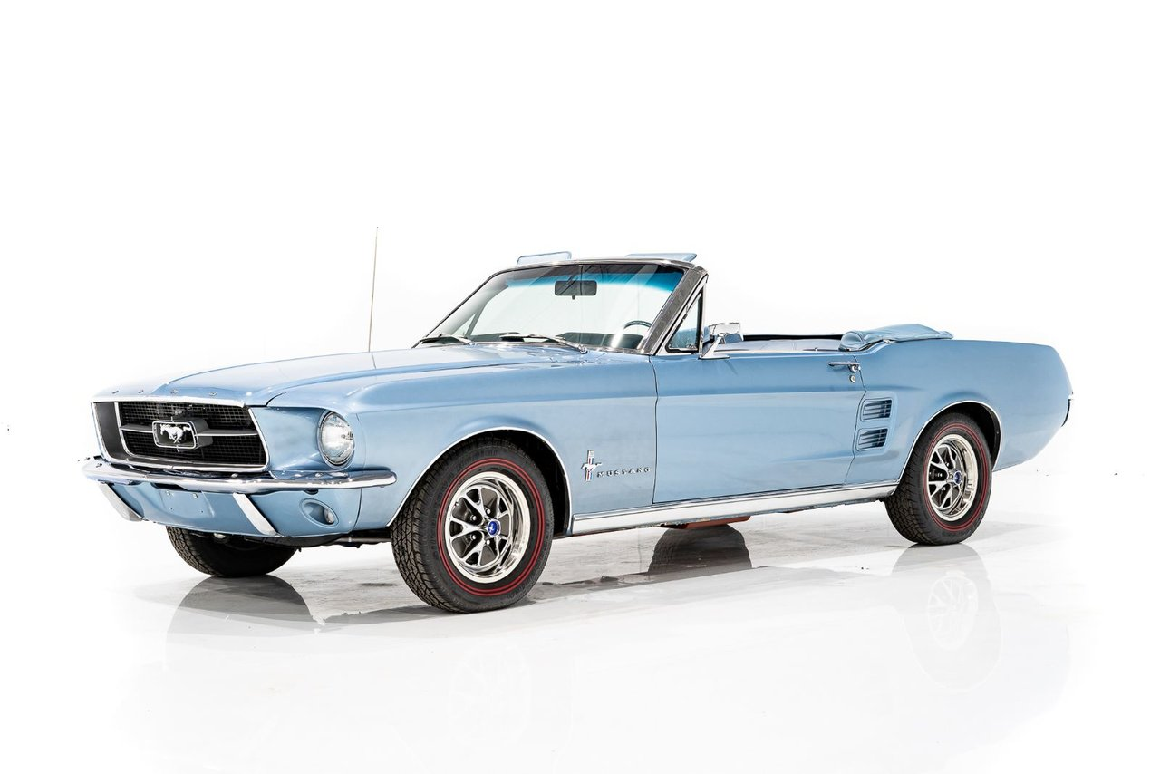 1967 Ford Mustang  #MUSC-PC140C