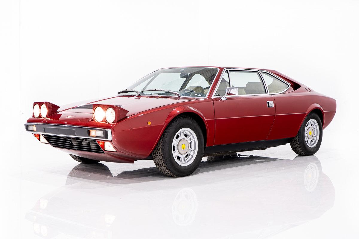 Ferrari 308 GT4 Vente en Cours - Desirable Euro Spec avec Documentation Extensive 1974