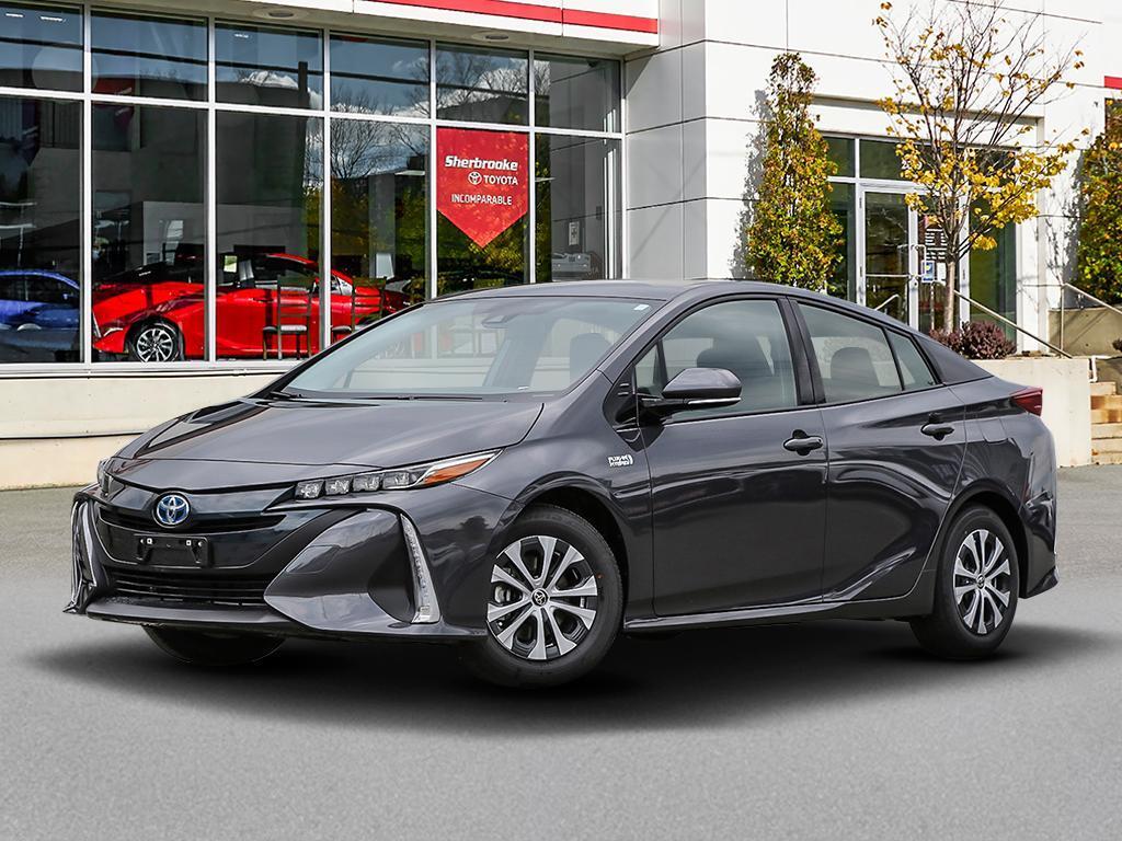 Toyota Prius Prime Upgrade Auto 2021 #N2196