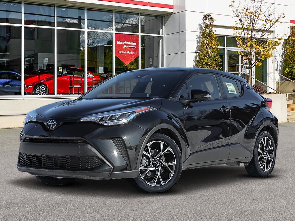 Toyota C-HR XLE Premium FWD 2021 #N2223