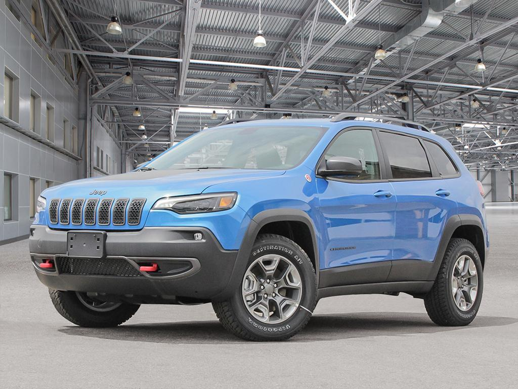 Jeep Cherokee Trailhawk 2021