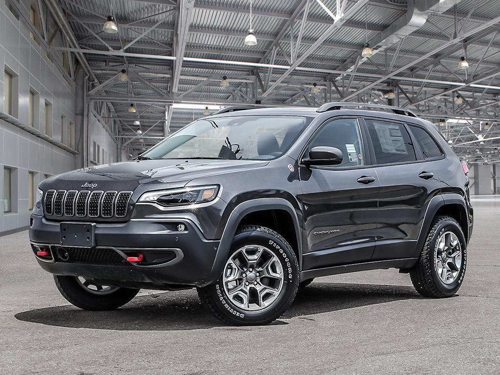 Jeep Cherokee Trailhawk Elite 2021