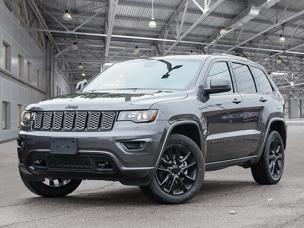 Jeep Grand Cherokee Altitude 2021