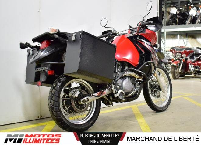 Kawasaki KLR650 2010