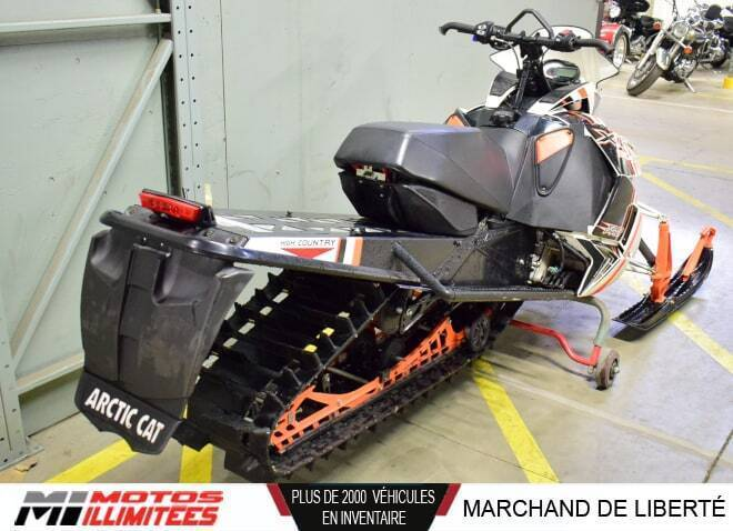 Arctic Cat XF 9000 Cross Country Limited - nouvel arrivage pret pour la saison 2020 2013