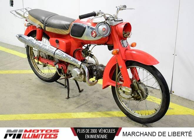 Honda Other 1967 - S65 modèle  très rare