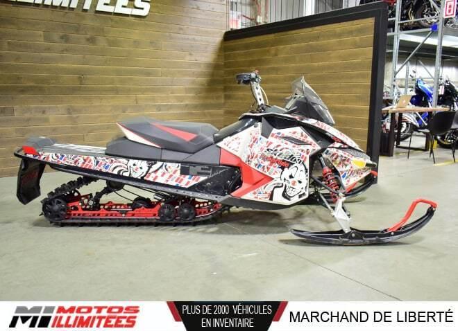 Ski-Doo MX-Z X 800R E-TEC - nouvel arrivage pret pour la saison 2020 2011